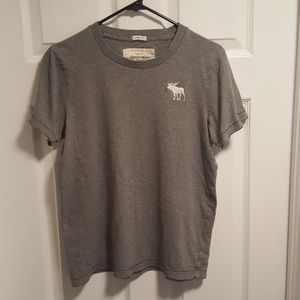 Abercrombie and Fitch moose logo T